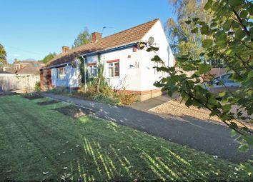 Thumbnail 2 bed detached bungalow for sale in Highwood Road, Brockenhurst
