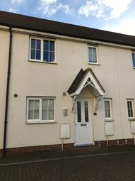 Thumbnail 3 bed terraced house to rent in Lupin Close, Wymondham