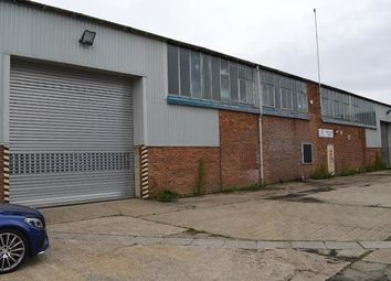 Thumbnail Light industrial to let in Unit 10/12, Hanbury Road, Chelmsford, Essex