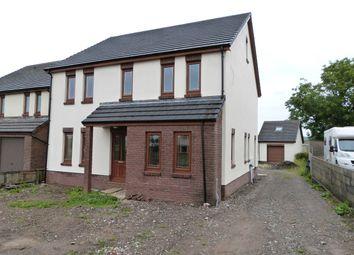 Thumbnail 6 bed detached house for sale in Heol Llanelli, Pontyates, Llanelli