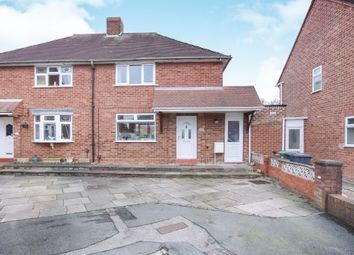 Thumbnail 2 bedroom semi-detached house for sale in Thornley Close, Ashmore Park Wednesfield, Wolverhampton