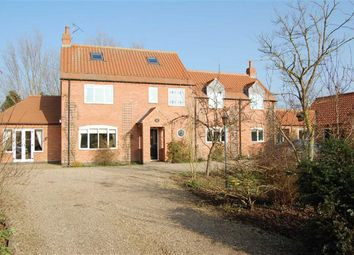 Thumbnail 5 bed detached house to rent in Moorhouse, Newark