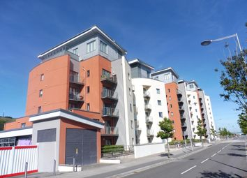 Thumbnail 2 bed flat to rent in South Quay, Kings Rd, Maritime Quarter, Swansea