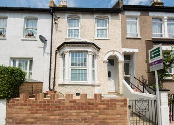 Thumbnail 4 bed terraced house to rent in Trevelyan Road, Tooting