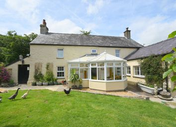 Thumbnail 3 bed farmhouse for sale in Llanarth, Ceredigion