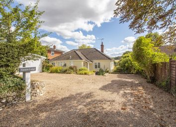Thumbnail 3 bed detached house for sale in Gaston Lane, South Warnborough, Hook
