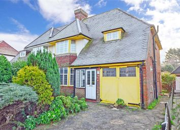 Thumbnail 3 bed semi-detached house for sale in Croft Avenue, Southwick, Brighton, West Sussex