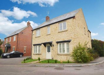 Thumbnail 4 bed detached house for sale in Bridge Walk, Deanshanger, Milton Keynes