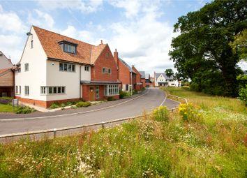 Thumbnail 5 bed detached house for sale in Gillon Way, Radwinter, Nr Saffron Walden, Essex