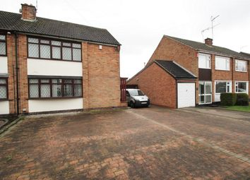 Thumbnail 3 bedroom semi-detached house for sale in Oxendon Way, Binley, Coventry