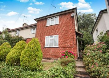 Thumbnail 2 bed semi-detached house for sale in Masefield Road, Harpenden