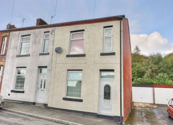 Thumbnail 3 bed end terrace house for sale in James Street, Littleborough