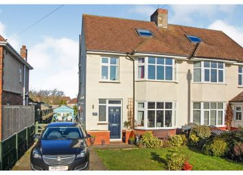 Thumbnail 4 bed semi-detached house for sale in Ridge Road, Kempston