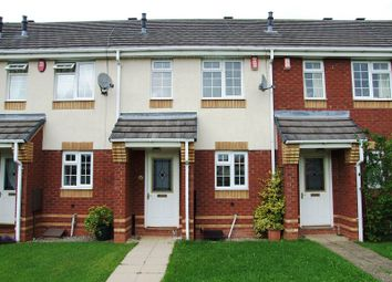 Thumbnail 2 bed town house to rent in Chatterley Close, Newcastle-Under-Lyme
