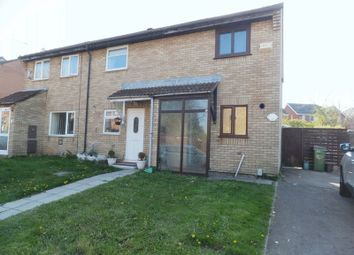 Thumbnail 2 bedroom semi-detached house to rent in Lower Acre, Caerau, Cardiff