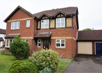 Thumbnail 3 bed semi-detached house for sale in The Ridings, Tonbridge