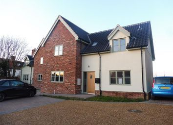 Thumbnail 3 bed property to rent in Glebe Farm Close, Pulham St. Mary, Diss