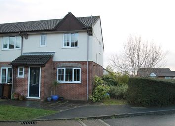Thumbnail 3 bed end terrace house for sale in Barn Close, Woodlands, Ivybridge