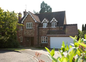 Thumbnail 5 bed detached house for sale in Kemsley Chase, Farnham Royal, Buckinghamshire