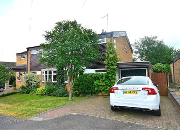 Thumbnail 3 bed semi-detached house for sale in St Johns Way, Piddington, Northampton