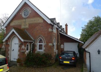 Thumbnail 4 bed detached house to rent in High Street, Chieveley, Newbury