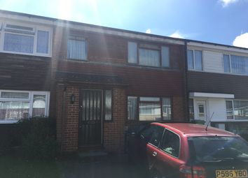 Thumbnail 3 bed terraced house for sale in Westminster Drive, Bletchley, Milton Keynes