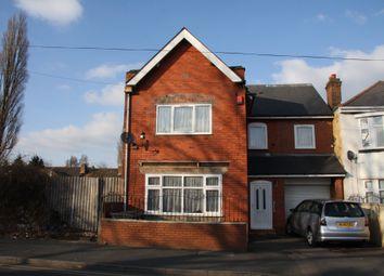 Thumbnail 8 bed detached house for sale in Goldthorn Hill, Goldthorn, Wolverhampton, West Midlands