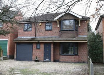 Thumbnail 4 bedroom detached house for sale in Leicester Road, Glenfield, Leicester