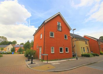 Thumbnail 4 bed town house to rent in Avro Square, Bracknell, Berkshire