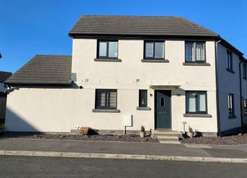Thumbnail 3 bed semi-detached house for sale in Killerton Lane, Plymouth