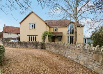 Thumbnail 5 bed detached house for sale in Overleigh, Street