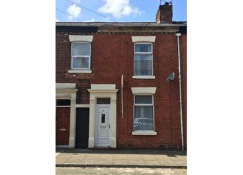 Thumbnail 2 bedroom terraced house for sale in Elliott Street, Preston