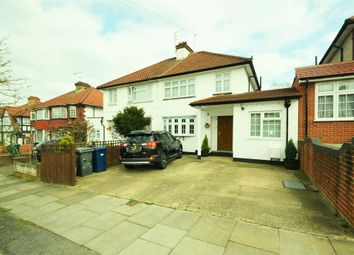 4 bed semi-detached house for sale in Ellesmere Avenue, London NW7