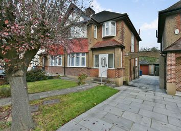 Thumbnail 3 bedroom semi-detached house for sale in Exeter Road, Southgate, London