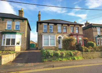 Thumbnail 3 bed semi-detached house for sale in Bures Road, Great Cornard, Sudbury