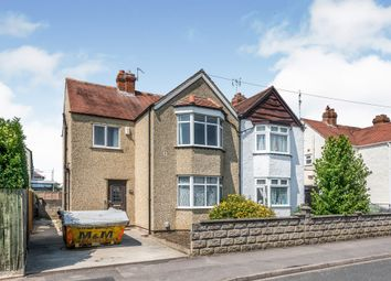 Thumbnail 3 bed semi-detached house for sale in Coverley Road, Headington, Oxford