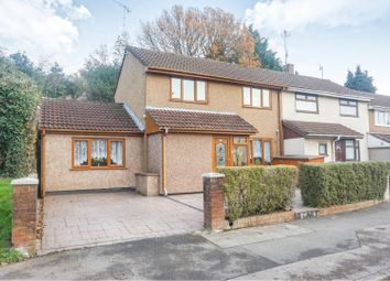 Thumbnail 2 bed end terrace house for sale in Edlogan Way, Cwmbran