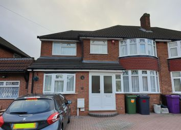 Thumbnail 4 bed property to rent in Beverley Crescent, Lanesfield, Wolverhampton