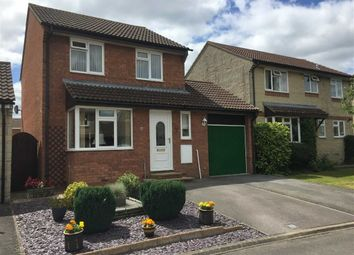 Thumbnail 3 bed detached house for sale in Hawkins Close, Chippenham, Wiltshire