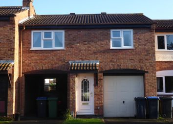 Thumbnail 1 bed terraced house to rent in Foxtail Close, Stratford-Upon-Avon