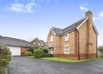 Thumbnail 4 bed detached house for sale in Clyde Avenue, Evesham, Worcestershire