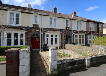 Thumbnail 3 bed terraced house for sale in Woodside Road, Brislington, Bristol, Somerset