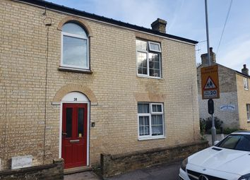 Thumbnail 2 bed semi-detached house to rent in High Street, Waterbeach