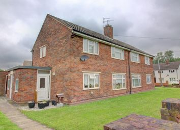 Thumbnail 1 bed maisonette for sale in Essex Avenue, Wednesbury