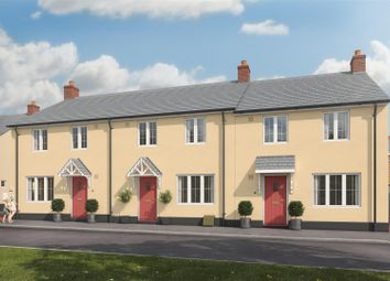 Thumbnail 3 bed terraced house for sale in Stoke Meadow, Silver Street, Calne