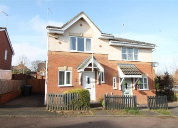 Thumbnail 2 bed property for sale in Wheat Close, Daventry