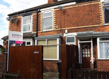 Thumbnail 2 bedroom terraced house for sale in Delhi Street, Hull, East Riding Of Yorkshire
