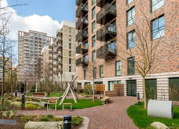 Thumbnail 1 bed flat for sale in Orchard Garden Terrace, West Grove, Elephant Park, London