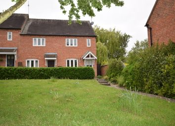 Thumbnail 2 bed terraced house to rent in Jubilee Close, Melbourne, Derby