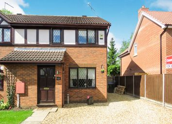 2 bed semi-detached house for sale in Cherry Grove, Great Glen, Leicester LE8